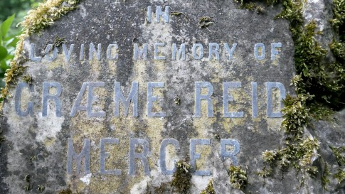 Mercer family burial ground, Tulchan, Glenalmond, Fowlis Wester, Scotland (11)