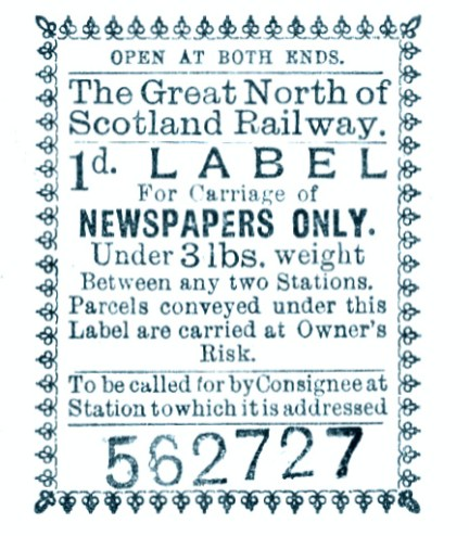 The Great North of Scotland Railway 1