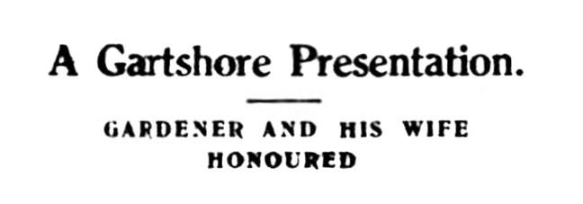1937 Gartshore Gardener honoured (2)