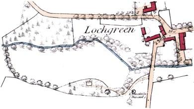 Lochgreen OS map 1860b - Copy