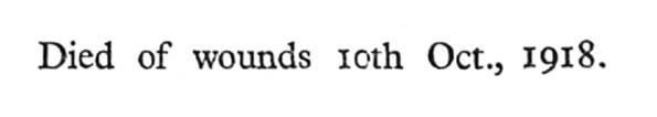 (2) William Robert Currie d1918