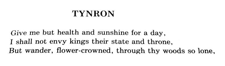 A Very Parochial Anthology - T A Johnston, Sanquhar (7)