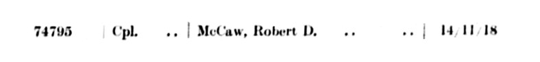 Robert Duncan McCaw3
