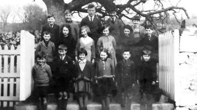Upper Tynron school 1936b
