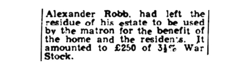 8 June 1956 Alexander Robb 2