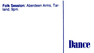 Sept 1996 Aberdeen Arms, Tarland