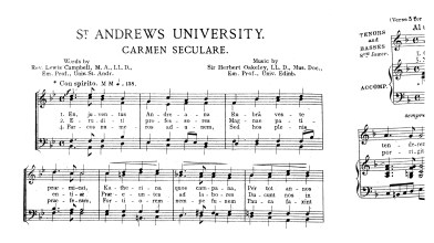 The Scottish Students' Song Book - owned by Eileen Georgeson [4]