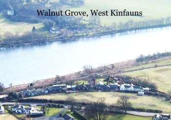 Walnut Grove - aerial
