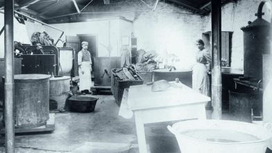 004 Craigmillar Steam Laundry