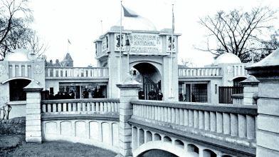 Scottish National Exhibition, Edinburgh, 1908 (2)