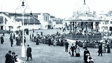Scottish National Exhibition, Edinburgh, 1908 (8)