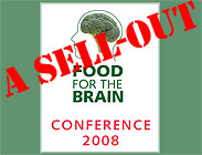 Food for the Brain - A Sell Out and we couldn't agree more