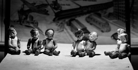 Kleine Puppen