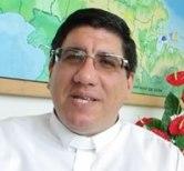 El P. Pablo Emilio Presilla, Coordinador Diocesano de pastoral