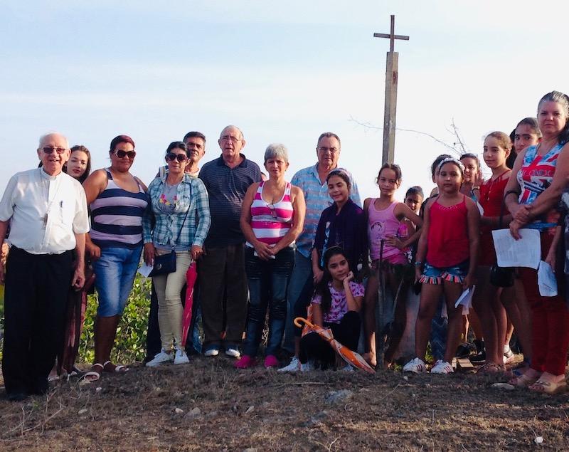 Peregrinaciones a la Cruz de Mayo
