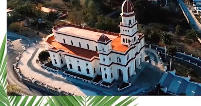 MISA EN EL COBRE                                        CON TODOS LOS CUBANOS