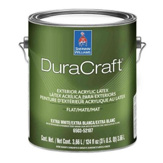 Sherwin Williams DuraCraft Exterior