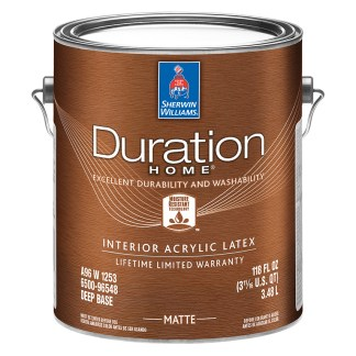 Sherwin-Williams Duration Home матовая моющаяся краска