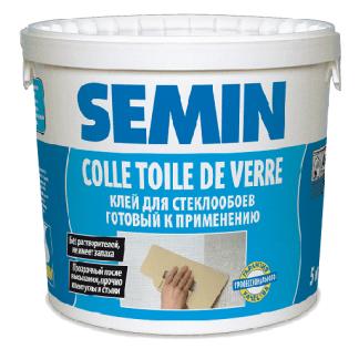 Semin Colle Toile De Verre