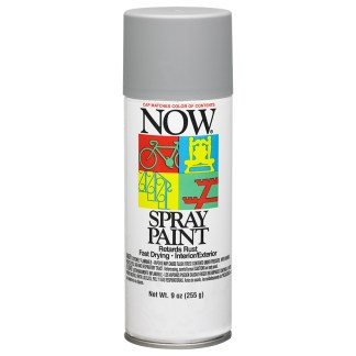 Krylon Now Gray Primer 21218