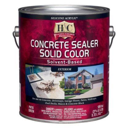 H&C Concrete Sealer Solvent Base лак для бетона и камня