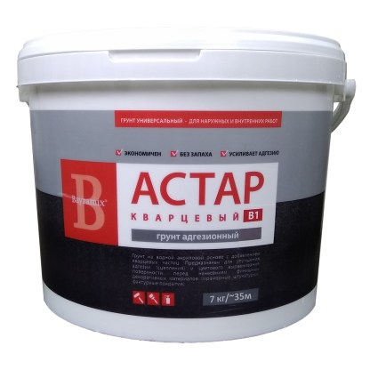bayramix Астар Кварцевый грунт адгезионный