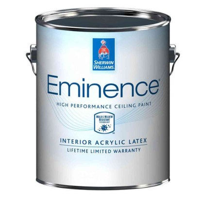 Sherwin-Williams Eminence Bright White