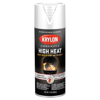 Krylon High Heat White 1505