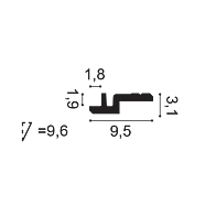 Orac Decor C394 Steps
