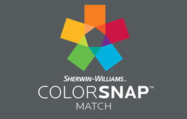 Sherwin-WilliamsColorSnap Match