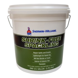 Sherwin-Williams Shrink Free Spackling_3,78