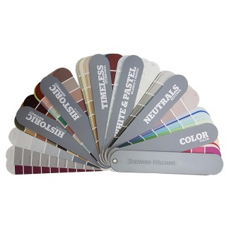 Sherwin-Williams Веер ColorSnap Fan Deck