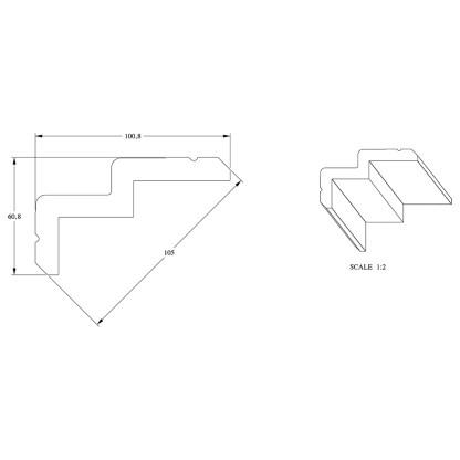 Orac Decor C390 STEPS
