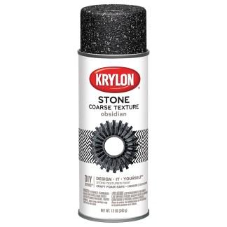 Krylon Coarse Stone Obsidian 18212