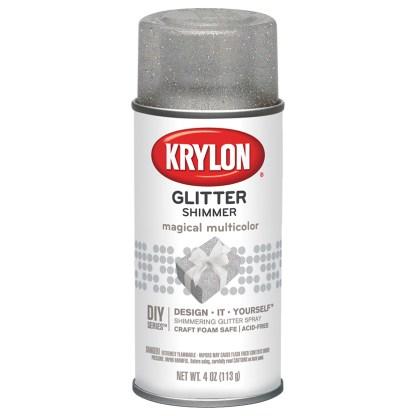 Krylon Glitter Shimmer Magical Multicolor 405 Глиттеры в баллончиках