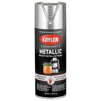 Krylon Metallic Bright Silver 1401