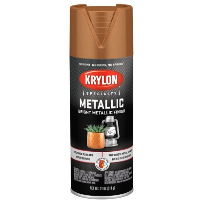 Krylon Metallic Copper 1709