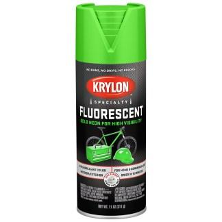 Krylon Specialty Fluorescent Green K03106888