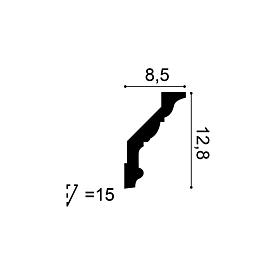 Карниз из полиуретана Orac Decor C302