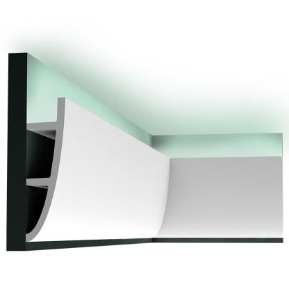 Карниз под скрытое освещение Orac Decor C374 ANTONIO