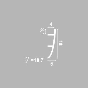 Карниз из полиуретана Orac Decor C374 ANTONIO