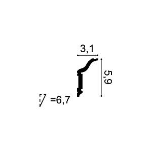Карниз из дюрополимера Orac Decor CX141