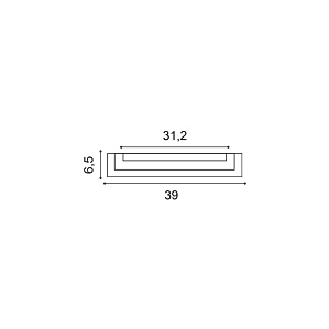 База для пилястр Orac Decor K254