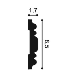 Молдинг из полиуретана Orac Decor P7030
