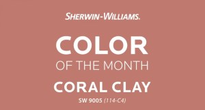 SW 9005 Coral Clay