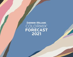 Sherwin-Williams Colormix Forecast 2021