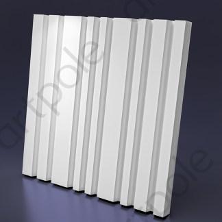Гипсовые 3D панели Artpole Barcode Big 2 D-0009-2