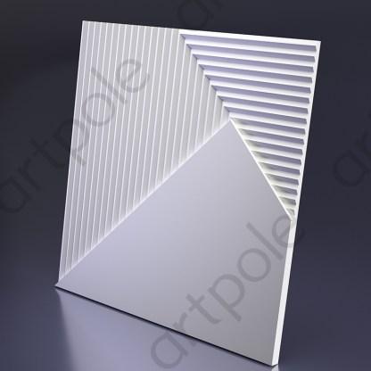 Виниловые 3D панели Artpole Fields 4 platinum D-0008-4-pl