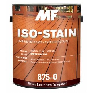 Полупрозрачная пропитка для дерева MF Paints ISO-STAIN 875