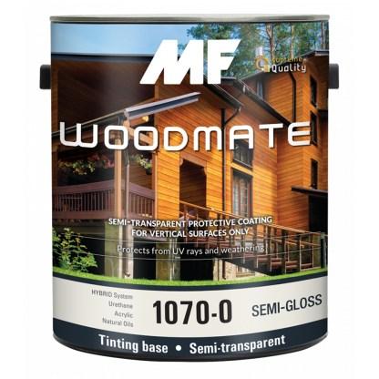 Пропитка по дереву для наружных работ MF Paints Woodmate 1070